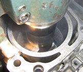 Borrning av Cylinder med Stålfoder\Gjutjärn